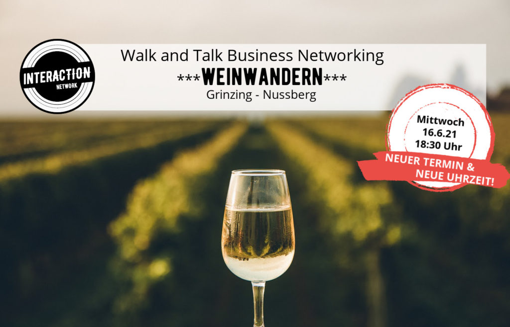 Walk and Talk Business Networking