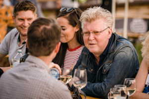 InterACTION Networking Walk & Talk Weinwandern 2021