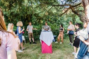 InterACTION Networking Walk & Talk